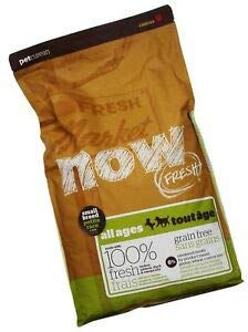 Now Fresh Grain Free For Small Breed Adult Dog Food Bag, 12-Pound