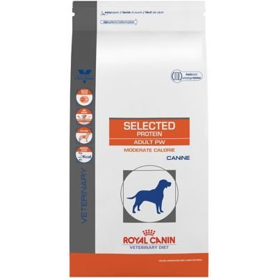 Royal CANIN Canine Selected Protein Adult PW Dry - Moderate Calorie (7.7 lb)