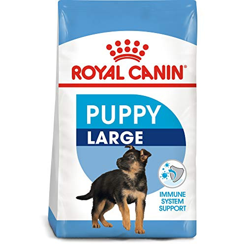 Royal Canin Size Health Nutrition Large Puppy Dry Dog Food, 35 Lb