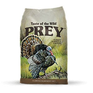 Taste of the Wild Prey Turkey Limited Ingredient - 25Lbs