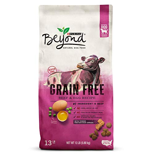 Purina Beyond Grain Free Beef & Egg Recipe Adult Dry Dog Food - 13 lb. Bag