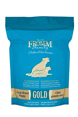 Fromm Family Foods Gold Large Breed Puppy Dry Food (5 lb)