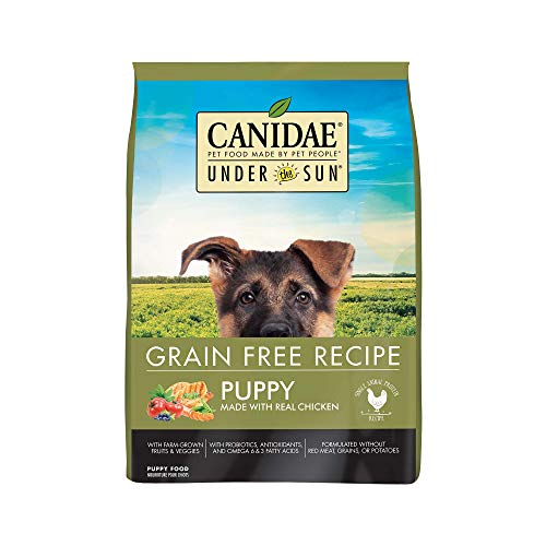 CANIDAEUnder The SunGrain Free Puppy Food With Chicken 25lbs