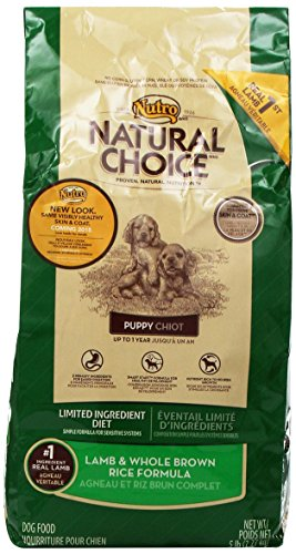 Natural Choice Limited Ingredient Diet Puppy Lamb And Whole Brown Rice Formula - 15 Lbs. (6.81 Kg)