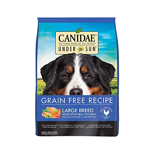 CANIDAEUnder The SunGrain Free Large Breed Adult Dog Food With Chicken 25lbs