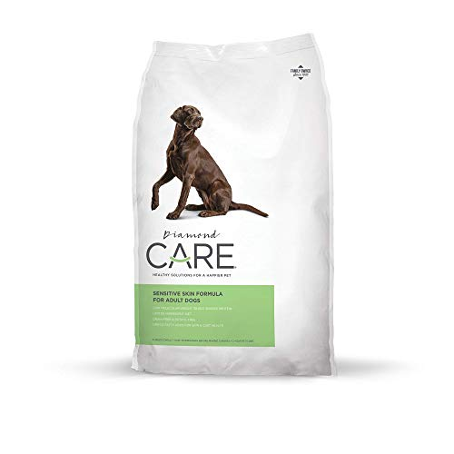 Diamond Care Sensitive Skin Recipe Specially Made As A Limited Ingredient Diet with Hypoallergenic Essentials To Support...