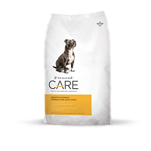 Diamond Care Sensitive Stomach Recipe Specially Made As A Limited Ingredient Diet to Support Dogs with Sensitive Stomach...