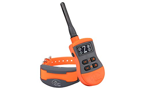 SportDOG Brand SportTrainer Remote Trainers - Bright, Easy to Read OLED Screen - Waterproof, Rechargeable Dog Training...