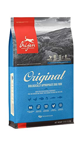 ORIJEN Dry Dog Food, Original, Biologically Appropriate & Grain Free