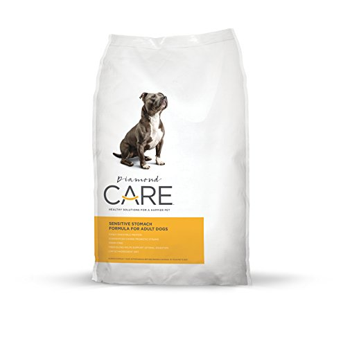 Diamond CARE Sensitive Stomach Dry Dog Food Specially Made as a Limited Ingredient Diet to Support Dogs with Sensitive...