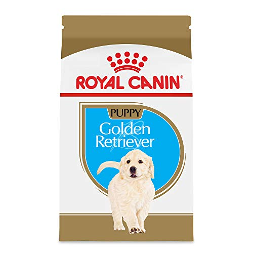 Royal Canin Golden Retriever Puppy Breed Specific Dry Dog Food, 30 lb. bag