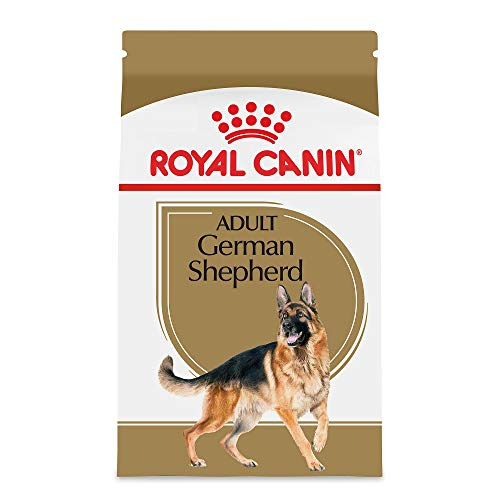 Royal Canin German Shepherd Adult Breed Specific Dry Dog Food, 30 lb. bag
