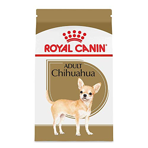 Royal Canin Chihuahua Adult Breed Specific Dry Dog Food, 10 lb. bag