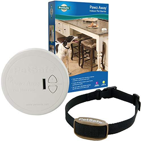 PetSafe Pawz Away Indoor Pet Barrier with Adjustable Range – Dog and Cat Home Proofing – Static Correction –...