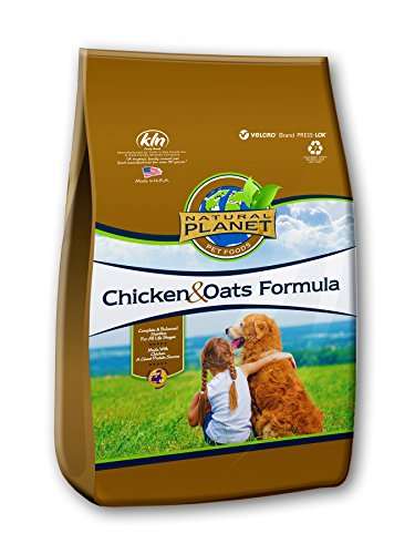 Natural Planet Organic Chicken and Oats Formula
