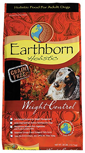 Earthborn Holistic Weight Control Grain-Free Dry Dog Food