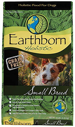 Earthborn Holistic Small Breed Dry Dog Food, 14 Lb.