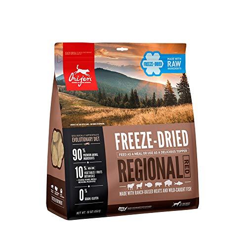 Orijen Freeze-Dried Regional Red Formula, 16 oz