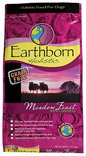 Earthborn Holistic Meadow Feast Grain-Free Dry Dog Food