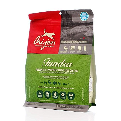 Orijen Freeze-Dried Tundra Formula, 6 oz