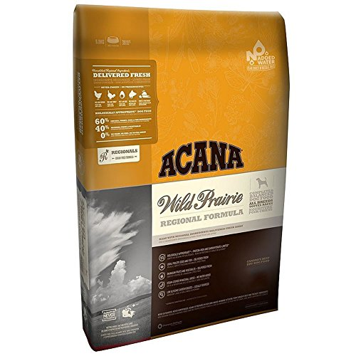 Acana Wild Prairie Grain Free Dry Dog Food w/ Chicken - .75 lb. Trial Bag