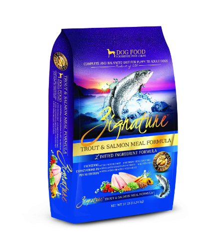 Zignature Trout And Salmon Meal Formula