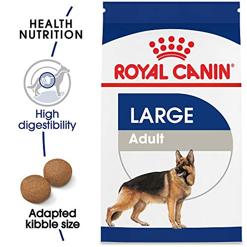 Royal Canin Large Breed Adult Dry Dog Food, 35 lb. bag
