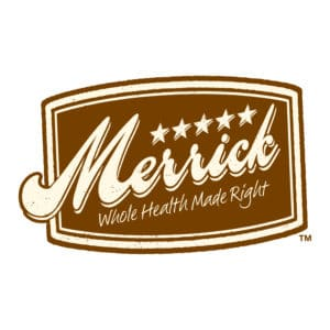 Merrick dog food logo