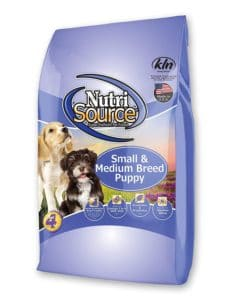 Nutri Source Small Breed dog food