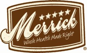 brand Merrick puppy food