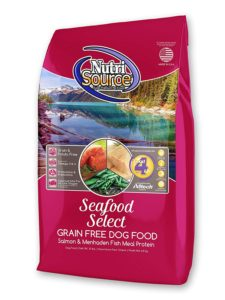 nutrisource seafood for dogs