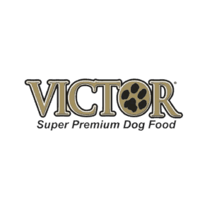 Victor dog food Logo