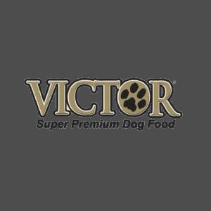 Victor dog food Logo